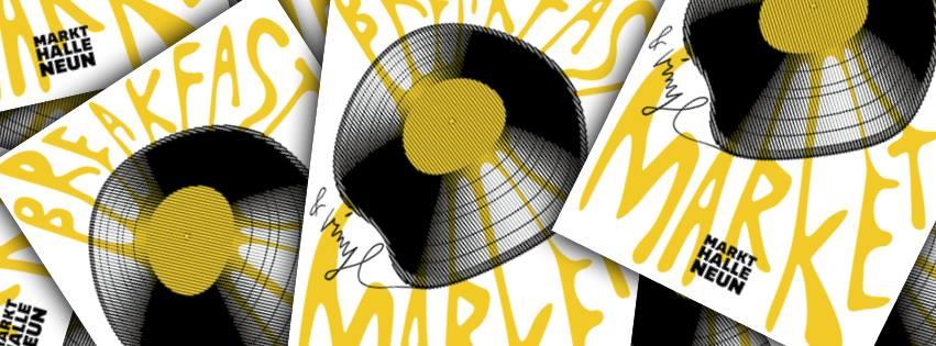 Besuch Unseren Stand Auf Dem Quot Vinyl Amp Breakfast Markt Quot In