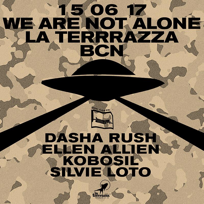 We Are Back La Terrrazza Barcelona Bpitch Control